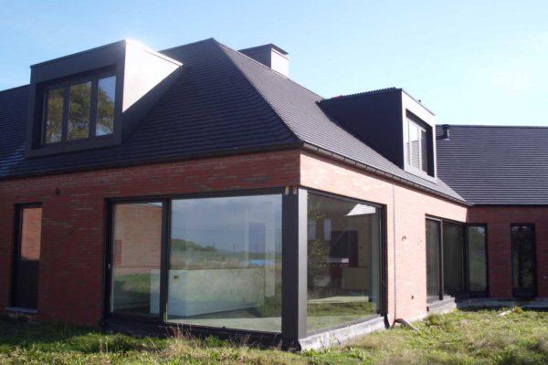 nieuw dak - dakbedekking - daken